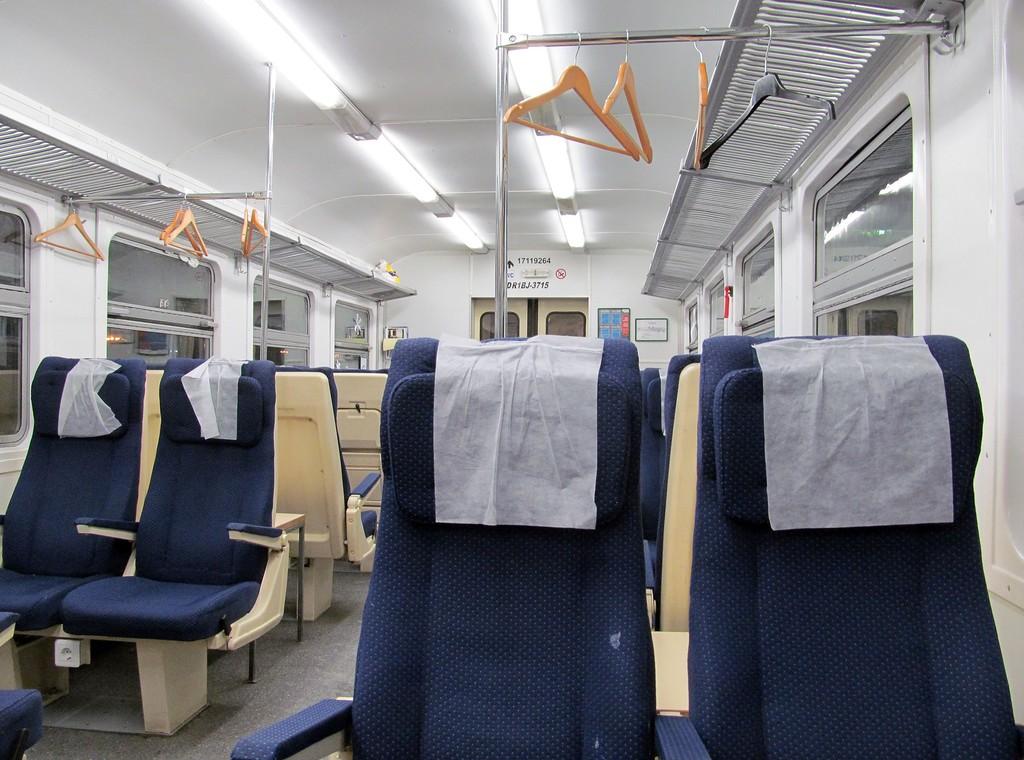 Фото поезда Балтийский экспресс