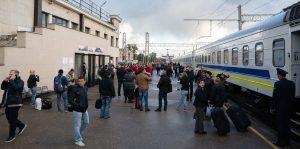 Стоимость проезда в поезде Балтийский экспресс